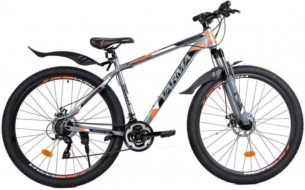 """Горный велосипед 29"""" VARMA DRACON H95DA 21 ск. ал."""