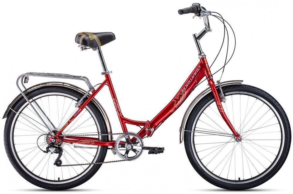 Дорожный велосипед Forward Sevilla 26 2.0 (2019-2020)