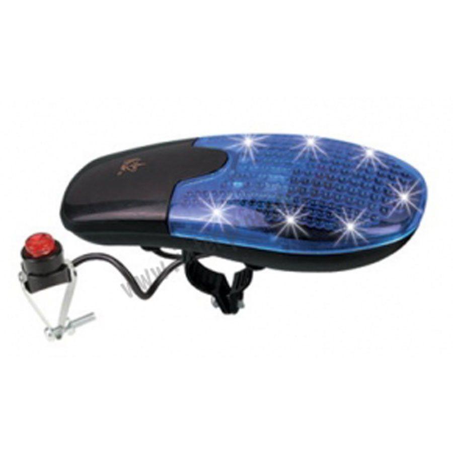 Сигнал XC-300 электрический световой  (8 мелодий, 7 диодов)