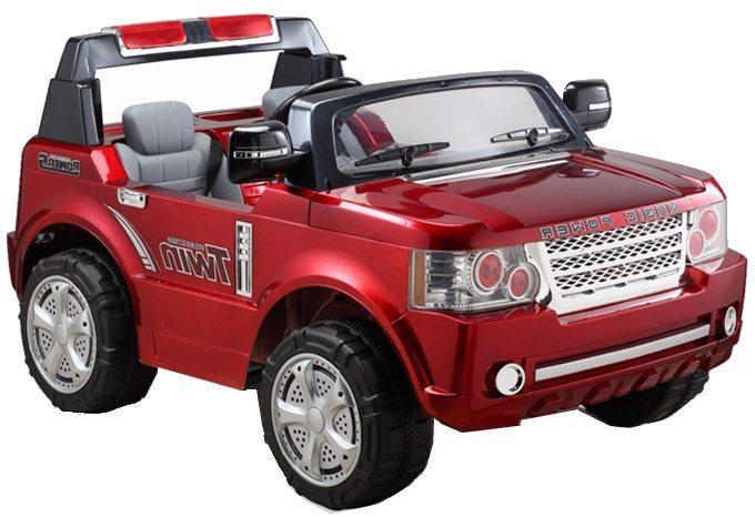 Детский электромобиль JJ205 R/C на радиоуправлении