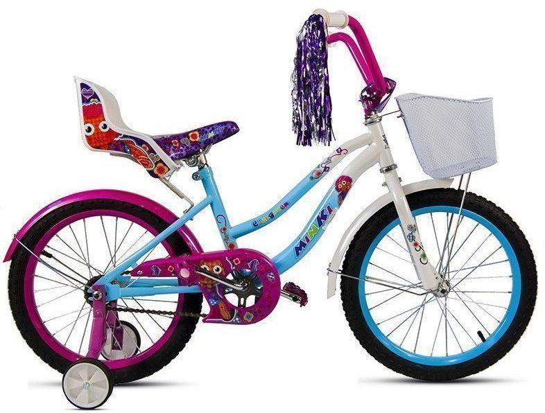 "Детский велосипед MINKI 1661  18"""