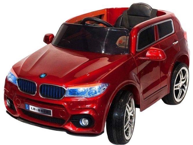 Детский электромобиль Джип BMW X5