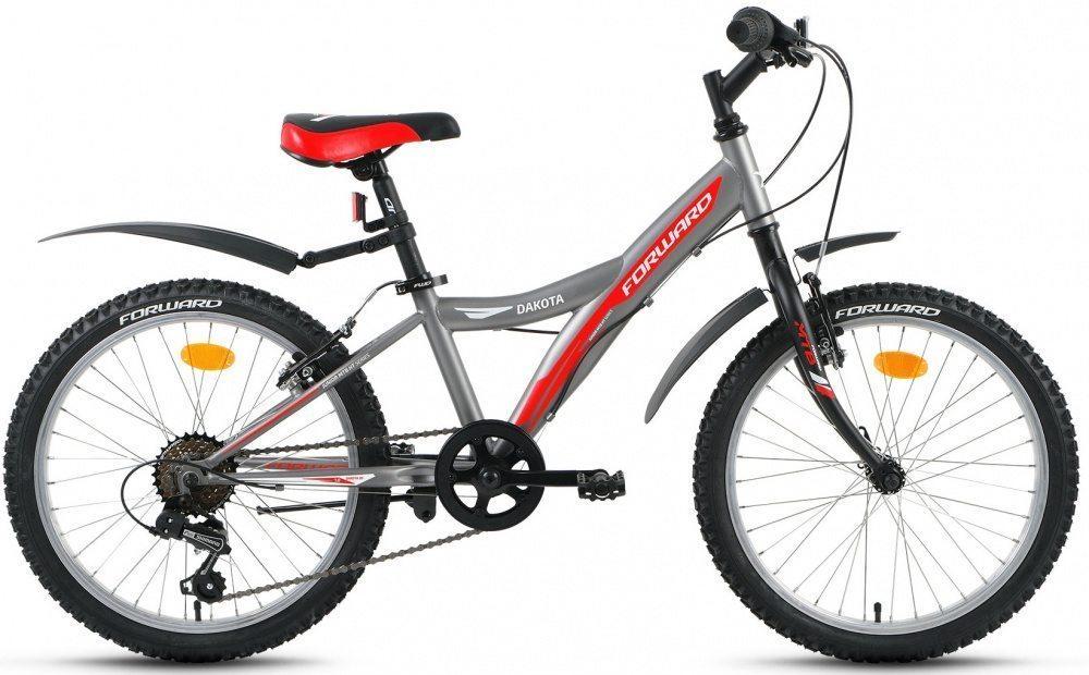 Детский велосипед Forward Dakota 20 1.0 (2017-2018)