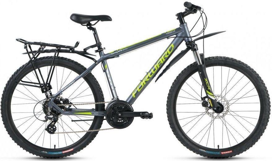 Туристический велосипед Forward Yukon 2.0 disc (2016)