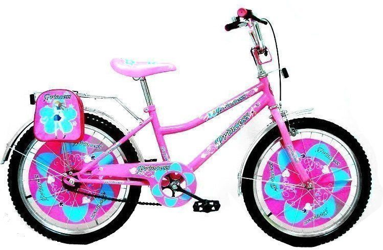 """Детский велосипед Принцесса 20"""""""