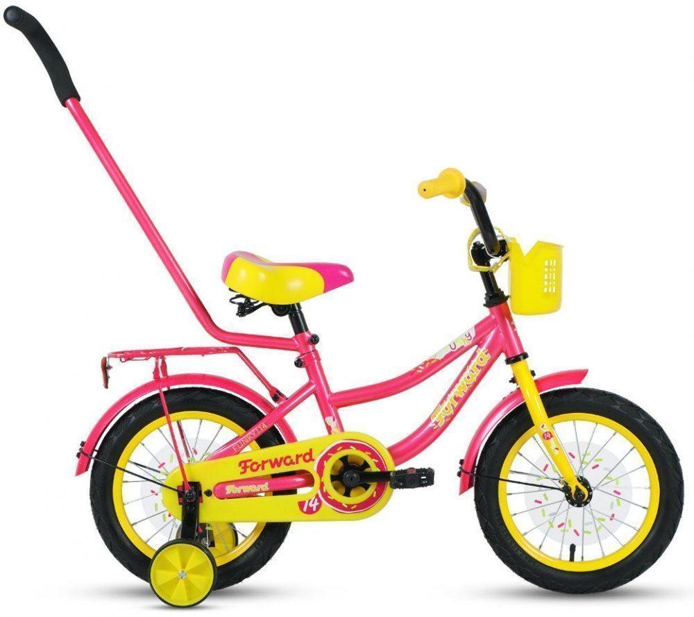 Детский велосипед Forward FUNKY 14 (2019-2020)