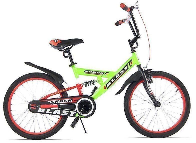 """Детский велосипед 18"""" BLAST SHOCK"""