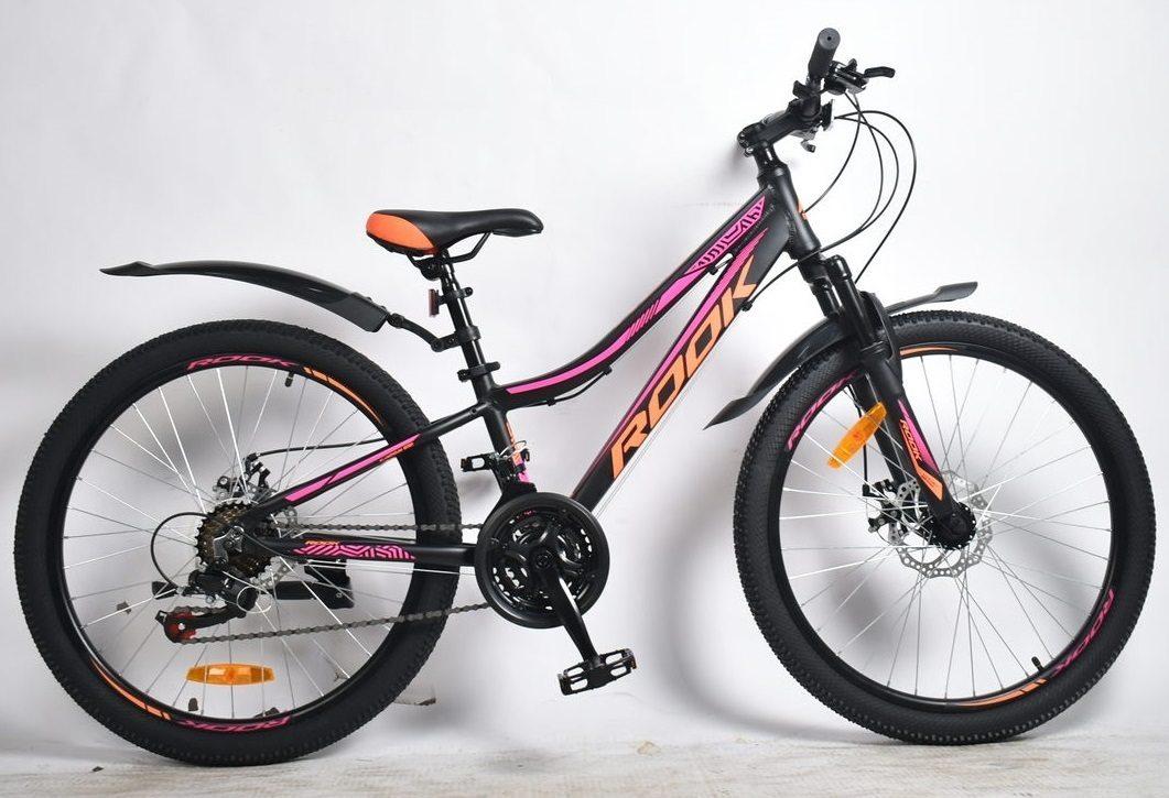 "Велосипед 24"" Rook MА240DW"
