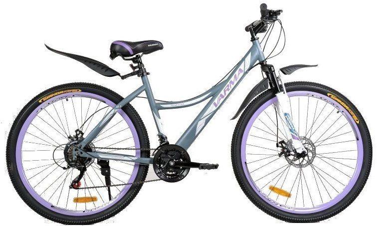 """Женский велосипед 27,5"""" VARMA Denali H70DR, 21 ск. ст."""