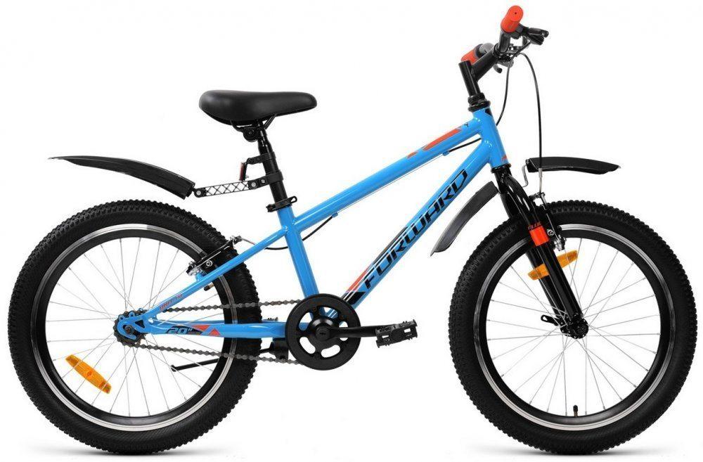 Детский велосипед Forward Unit 20 1.0 (2019-2020)