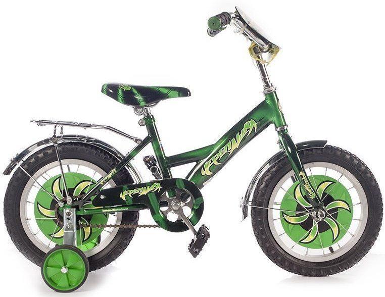 """Детский велосипед Черепашка 14"""""""
