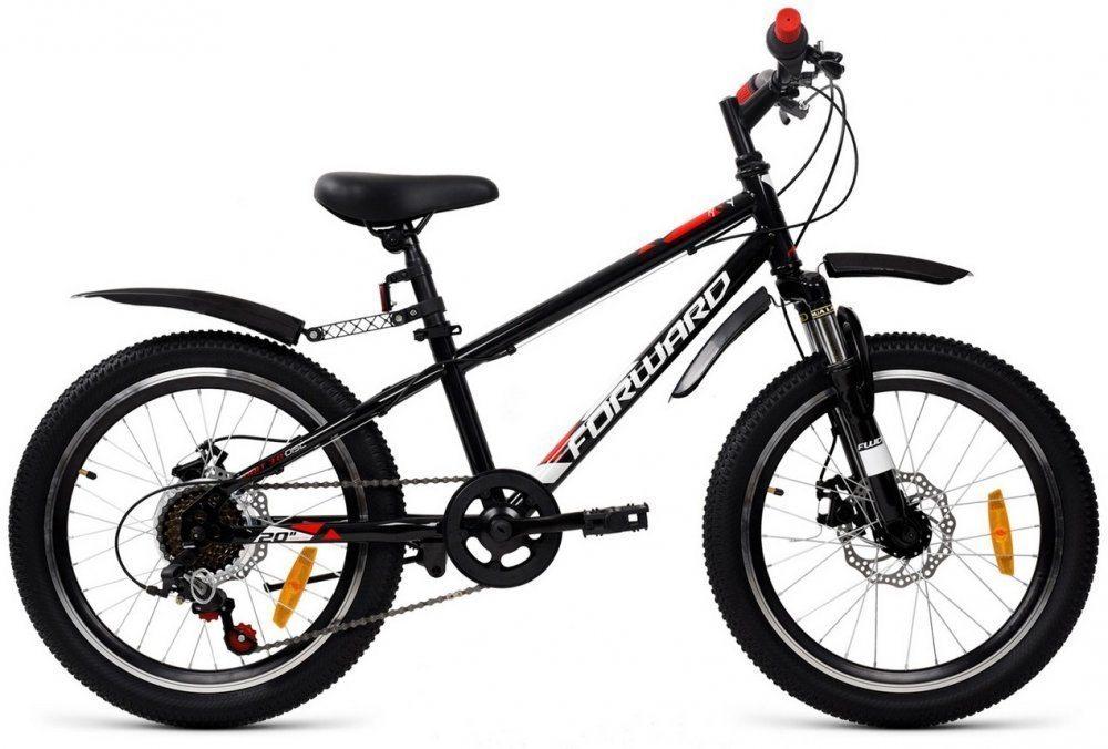 Детский велосипед Forward Unit 20 3.0 disc (2019-2020)