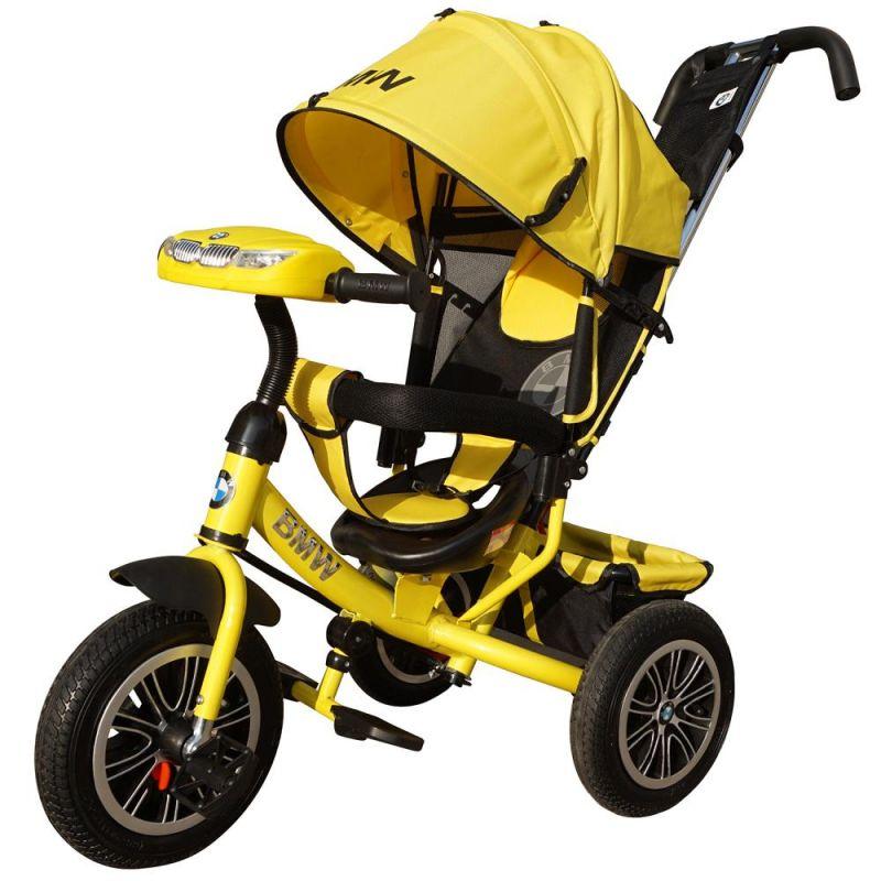 Детский трехколесный велосипед 3-х кол. BMW-N1210