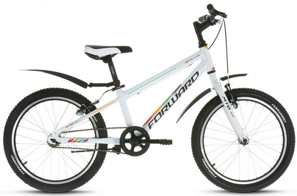 Детский велосипед Forward Unit 1.0 pro (2017-2018)