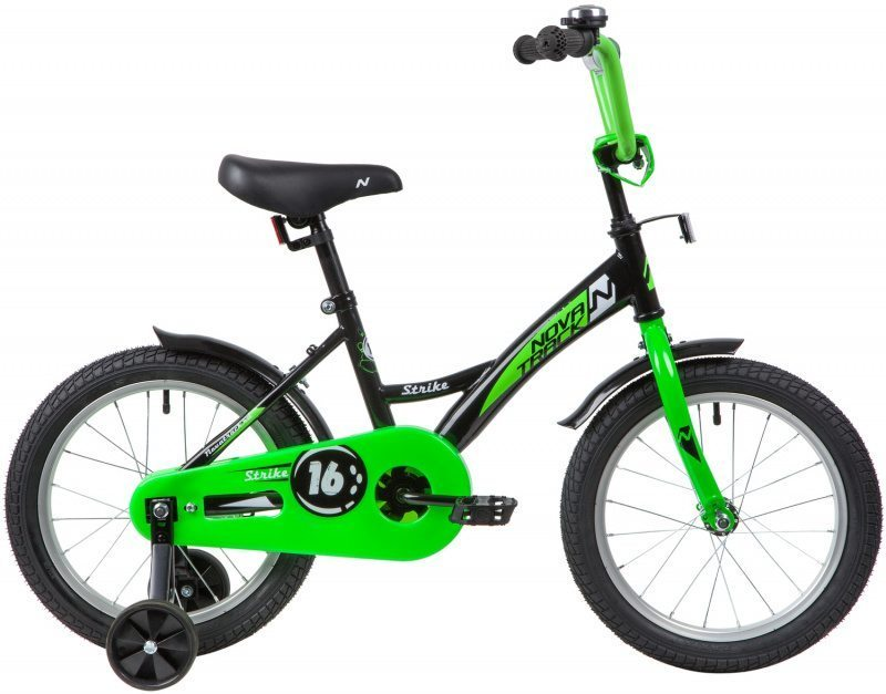 "Велосипед NOVATRACK STRIKE 16"" 2020"