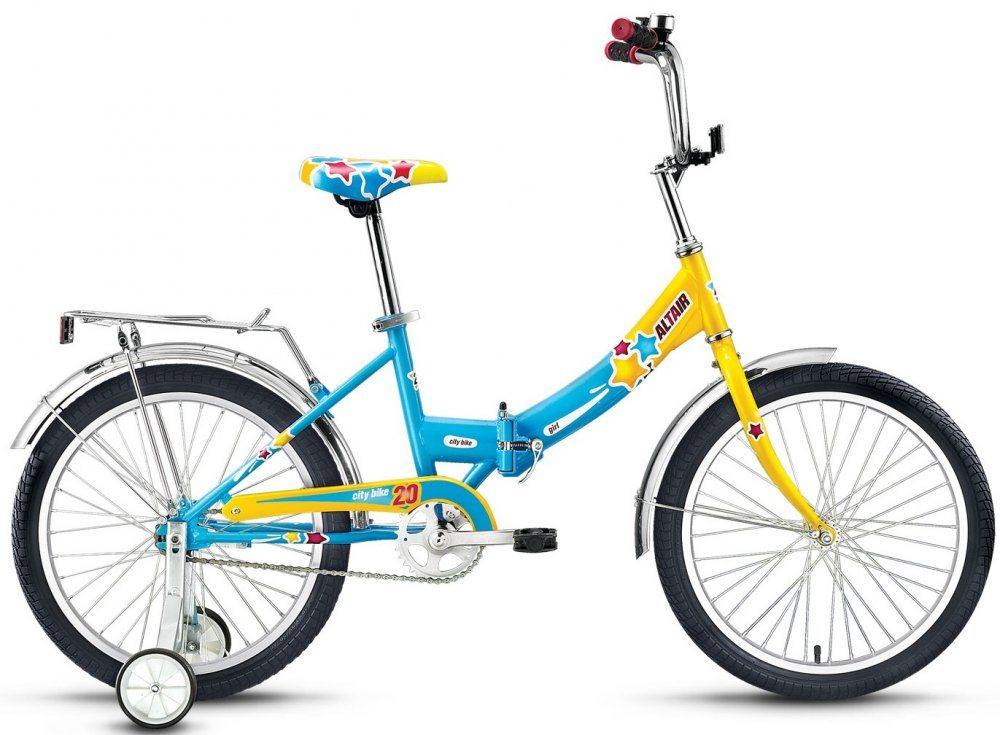 Детский велосипед ALTAIR  CITY  20 Girl Compact