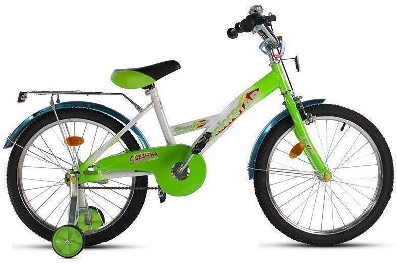 "Детский велосипед Junior Star HD-E06 20"""