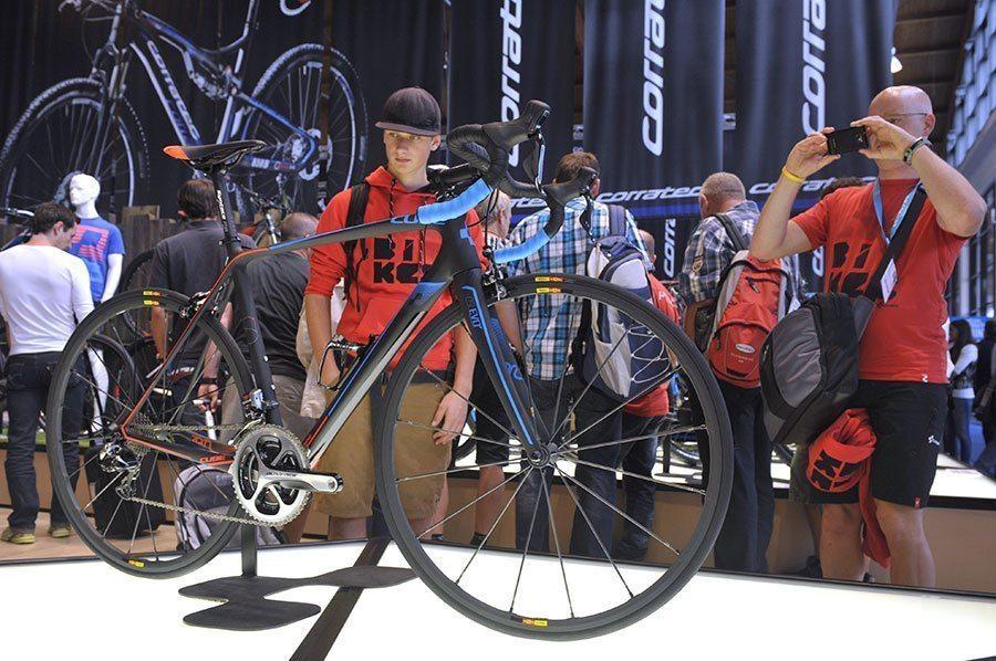 Велосипеды Cube 2014